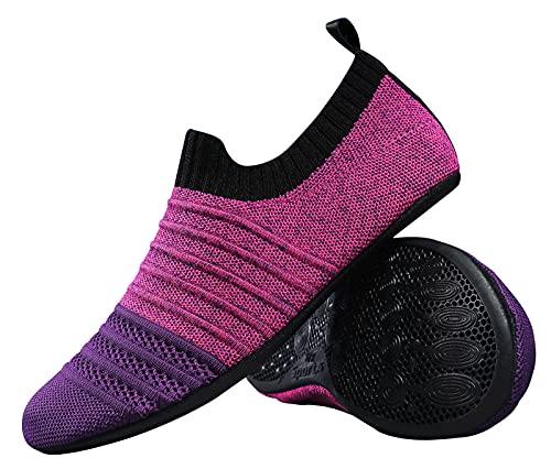 Mohem Women`s Men`s Lightweight House Slipper Shoes