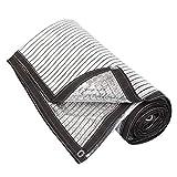 Aluminet Shade Paneele Sun Block Reflective Shade Paneel Block 90% der UV-Strahlen Band Mit Free...