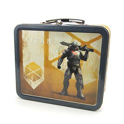"Destiny Titan Guardian Tin, Titan, Multi-colored, 8"", 1"