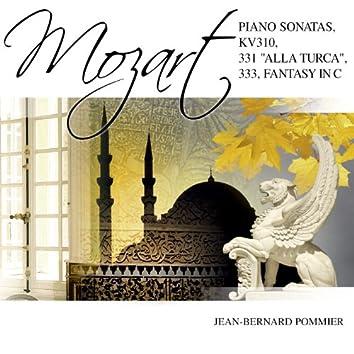 Mozart Piano Sonatas