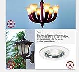 BRTLX Sensor Birne 13W E27 LED Birne mit PIR Bewegungsmelder Warmweiß 3000K 1040Lm Energiesparlampe Glühbirne für Treppen Haustür Garten Garage Kellerabgang, 2er Pack - 7