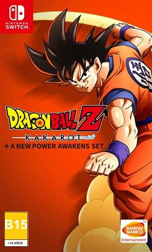 Dragon Ball Kakarot Z - Nintendo Switch