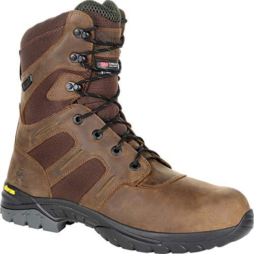 Rocky Deerstalker Waterproof 400G Insulated Outdoor Boot Size 8.5(W)