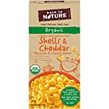 Back to Nature Organic Shells & Cheddar Macaroni and Cheese (6 oz Box)