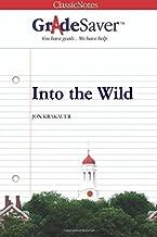 GradeSaver (TM) ClassicNotes: Into the Wild