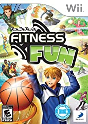 Fitness Fun - Nintendo Wii