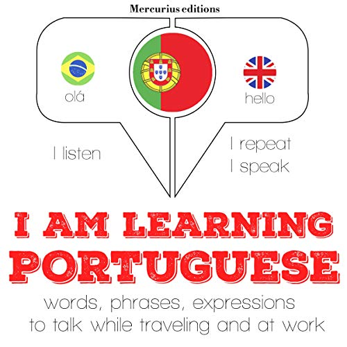 I am learning Portuguese cover art