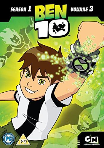Ben 10 - Series 1, Vol. 3