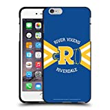 Head Case Designs Oficial Riverdale River Vixens Uniforme Arte Gráfico Funda de Gel Negro Compatible con Apple iPhone 6 Plus/iPhone 6s Plus
