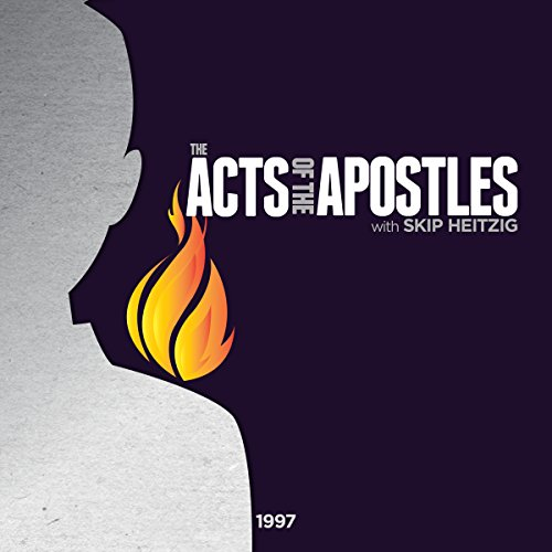 44 Acts - 1997 audiobook cover art