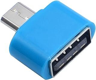 Wenquan,Adaptateur Micro USB vers HDMI Media Connecteur Micro USB avec OTG Reader Color:Noir