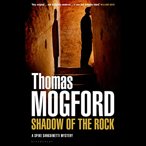 Shadow of the Rock audiobook cover art
