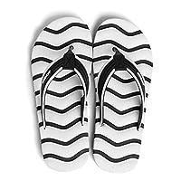 カップルフリップフロップメンズビーチ着信ファッションフリップフロップサンダルプラスサイズ,A,40