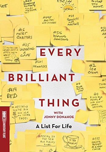 EVERY BRILLIANT THING - EVERY BRILLIANT THING (1 DVD)
