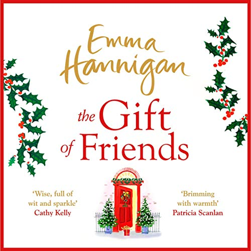 The Gift of Friends audiobook cover art
