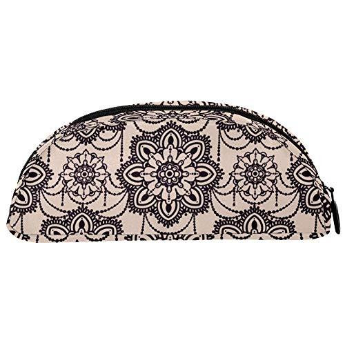 BENNIGIRY Federmäppchen, Madala-Ornament, indischer Stil, große Kapazität, Stifttasche,...