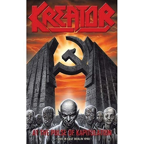 Kreator - At The Pulse Of Kapitulation - Live In East Berlin 1990 (2 Dvd) [USA]