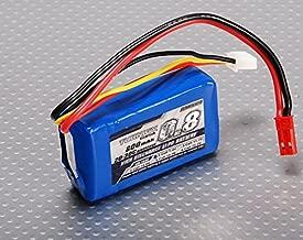 Turnigy 800mAh 2S 20C Lipo Pack