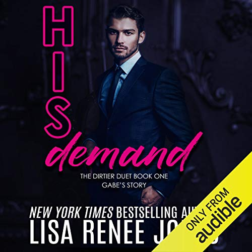 His Demand audiobook cover art