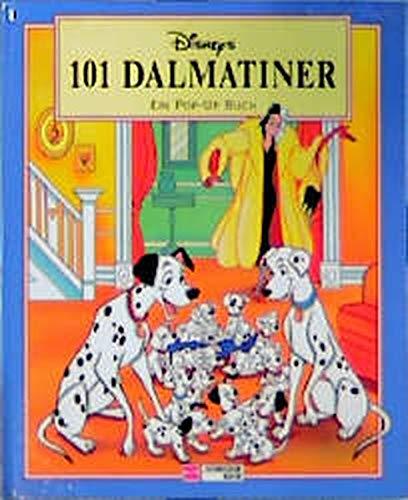 101 Dalmatiner: Ein Pop-up-Buch