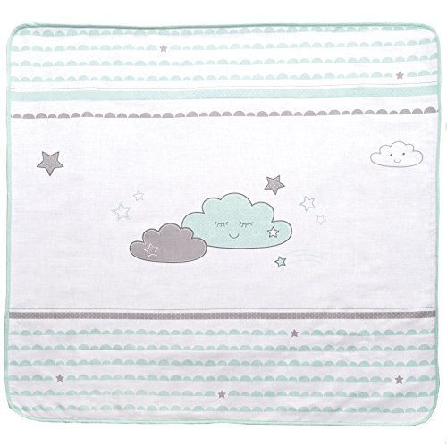 Babydecke Happy Cloud 80x80 cm