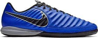 Men's Lunar Legend 7 Pro IC Shoes (Racer Blue/Black/Metallic Silver)