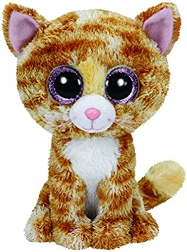 Ty Beanie Boo 6  Plush Tabitha the Cat by Ty Inc.