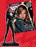 Eaglemoss Marvel Figurine Collection Nº 72 Black Widow