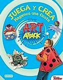 Art Attack. Hagamos una fiesta (Art Attack / Juega y crea)