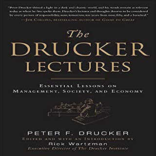 The Drucker Lectures cover art