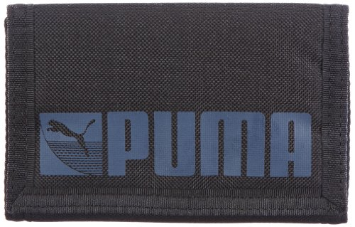 PUMA Geldbeutel Pioneer Wallet, Black-Grisaille, One Size, 071557 01
