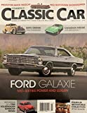 HEMMING CLASSIC CAR MAGAZINE - MARCH 2020 - FORD GALAXIE