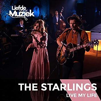 Live My Life (Live Uit Liefde Voor Muziek)