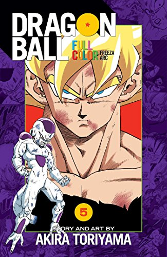 Dragon Ball Full Color Freeza Arc, Vol. 5 (5)