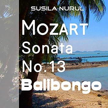 Mozart: Sonata No. 13, Kv 333, 2. Movement Baligongo