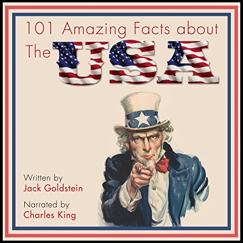 101 Amazing Facts About the USA audiobook cover art