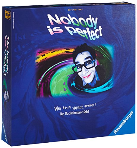 Ravensburger Spiele 27225 - Nobody is perfect