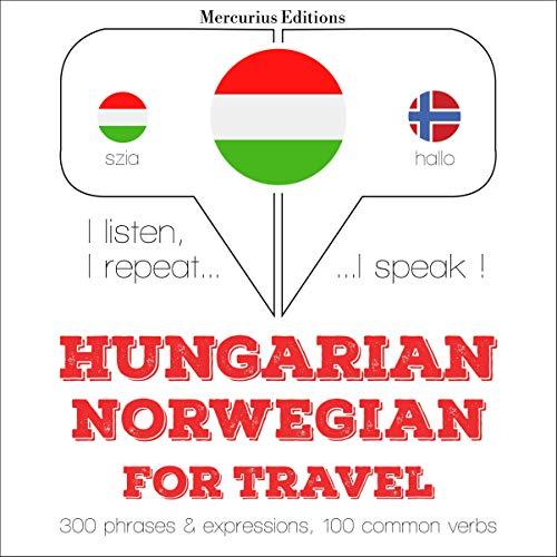 Hungarian – Norwegian. For travel cover art