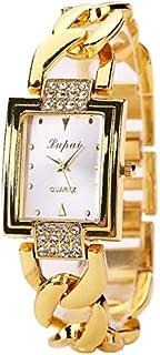 comprar comparacion Yesmile Relojes❤️ Caliente Venta de Moda Mujeres Relojes Pulsera Reloj de Mujer (F)