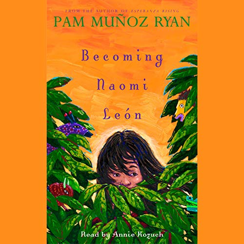 Becoming Naomi Leon cover art