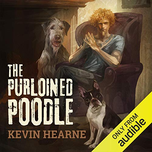 The Purloined Poodle Audiobook By Kevin Hearne cover art