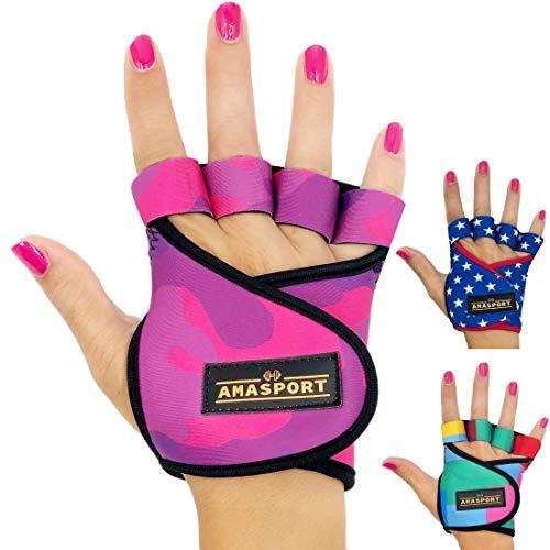 ✅ PROTEZIONE TOTALE - Progettati per la protezione delle tue mani durante gli esercizi, aiutano ad assorbire gli shock e a prevenire la compressione sul nervo mediano. Tutto questo e molto altro rendono questi guanti assolutamente indispensabili per ...