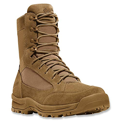 Danner Men's Tanicus 8' Hot Duty Boot, Mojave, 10.5 D US