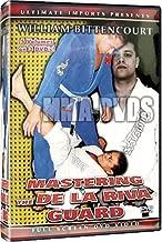 MASTERING THE DE LA RIVA GUARD STARRING WILLIAM BITTENCOURT, 5 VOLUMES ON 3 DVD'S