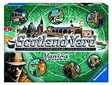 Ravensburger 26794 Scotland Yard Venezia Versión Italiana, Edición Limitada 2-6 Jugadores, Edad Recomendada 8+