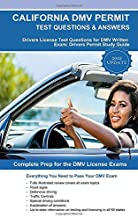 California DMV Permit Test Questions & Answers: Drivers License Test Questions for DMV Written Exam: Drivers Permit Study Guide