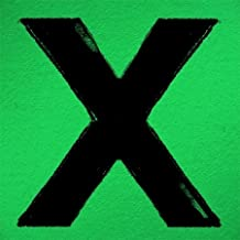 Ed Sheeran (Edward Christopher Sheeran) - X (CD)