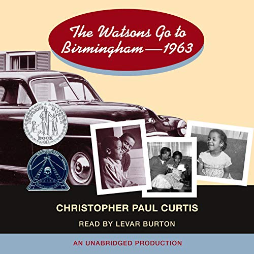 The Watsons Go to Birmingham: 1963 Audiobook By Christopher Paul Curtis cover art