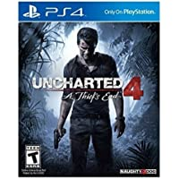 Deals on Uncharted 4: A Thiefs End PlayStation 4 Pre-Owned