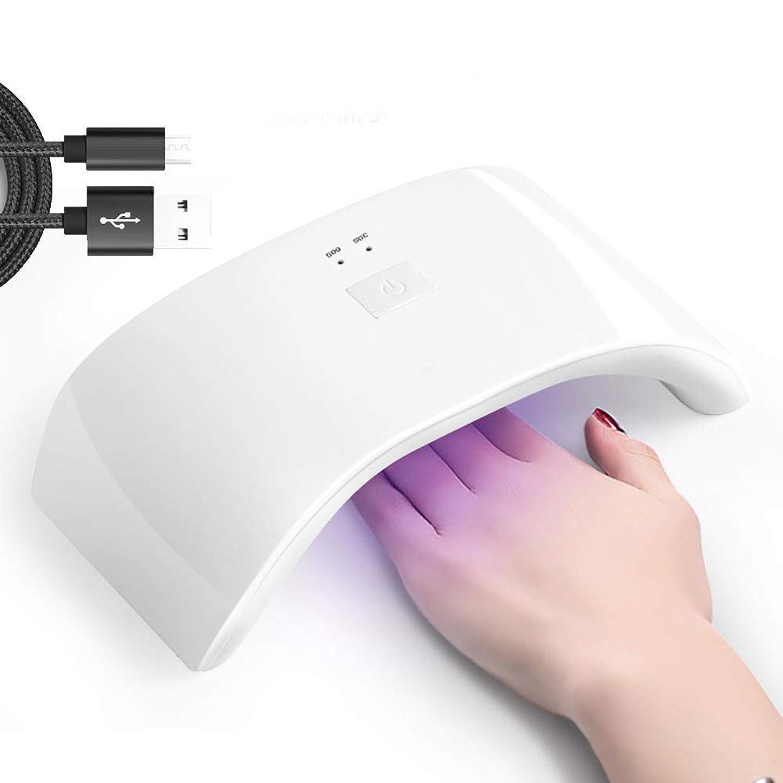 パニック皮肉銀行ネイルドライヤープロ 36W UV ポータブル LED ネイルランプ自動赤外線センサー LED ライトジェルドライヤーマニキュアデュアル光源